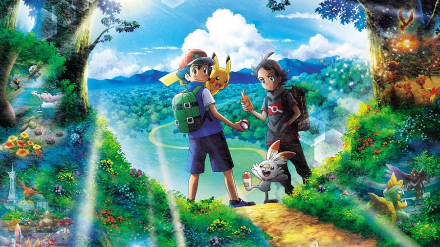 Pokemon Anime New Series Japan