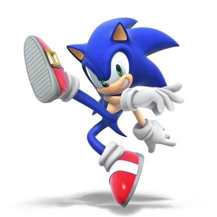 38. Sonic