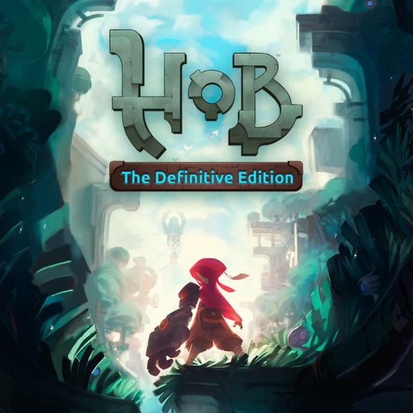 Hob: The Definitive Edition Review (Switch eShop)   Nintendo Life