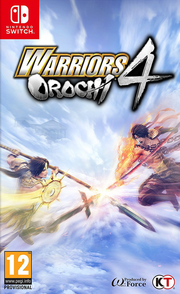 Image result for warriors orochi switch