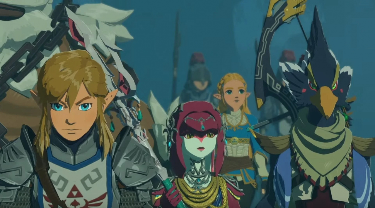 Video: Check Out These Hyrule Warriors: Age Of Calamity Ads Now Airing On Japanese TV