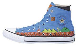 Cool kicks.
