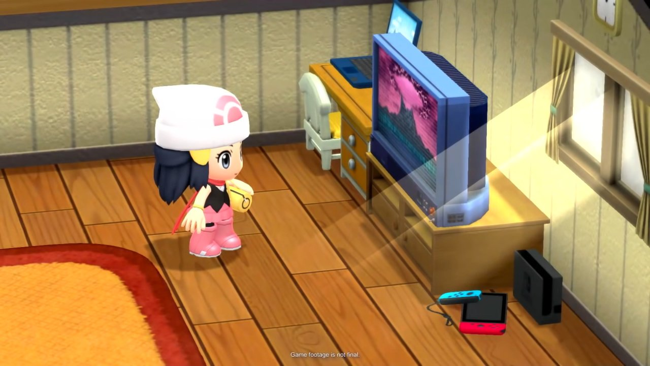 Poll: Do You Like The Chibi Art Style In Pokémon Brilliant Diamond And Shining Pearl?