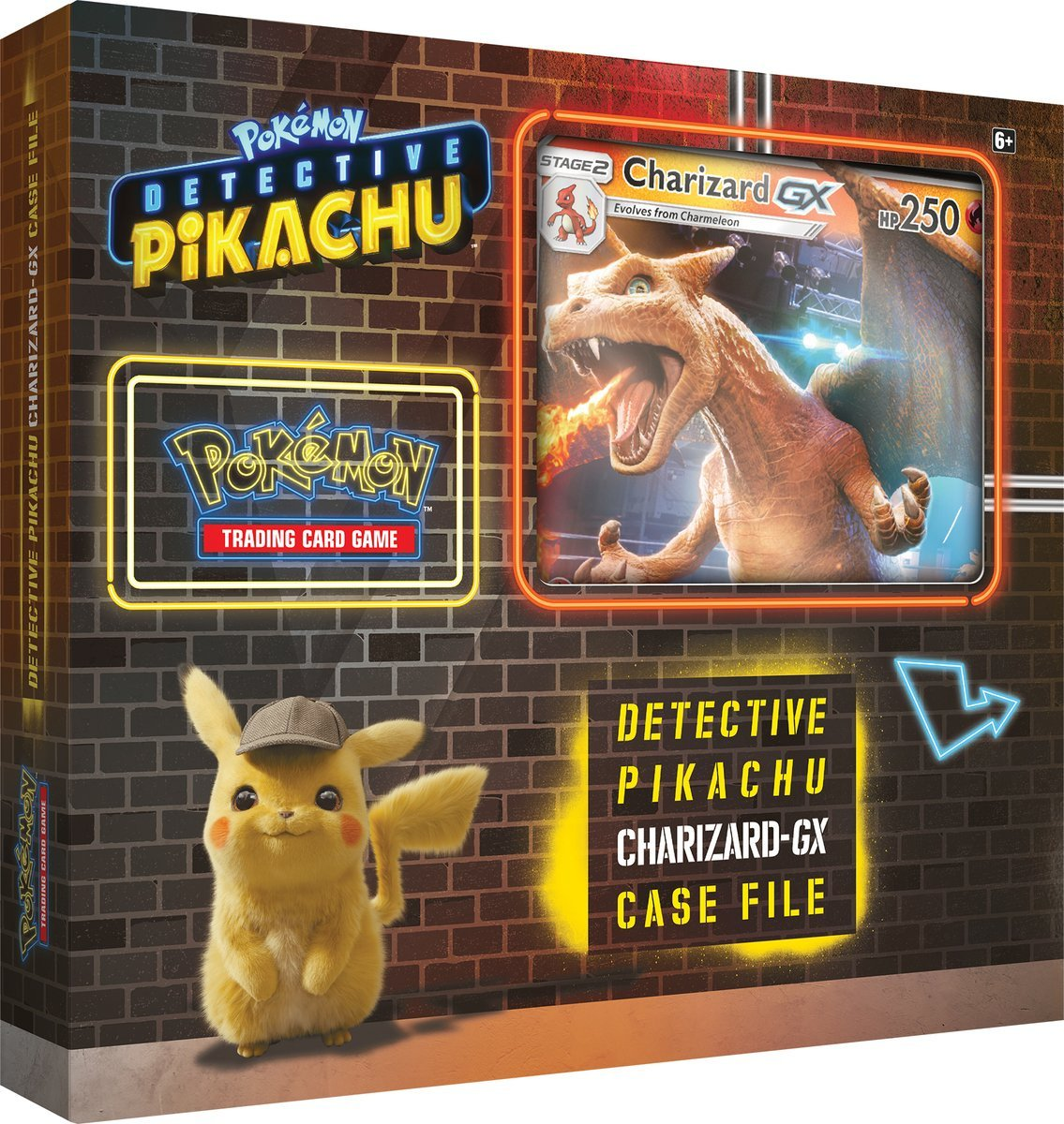 Here's Your First Look At The Special Detective Pikachu