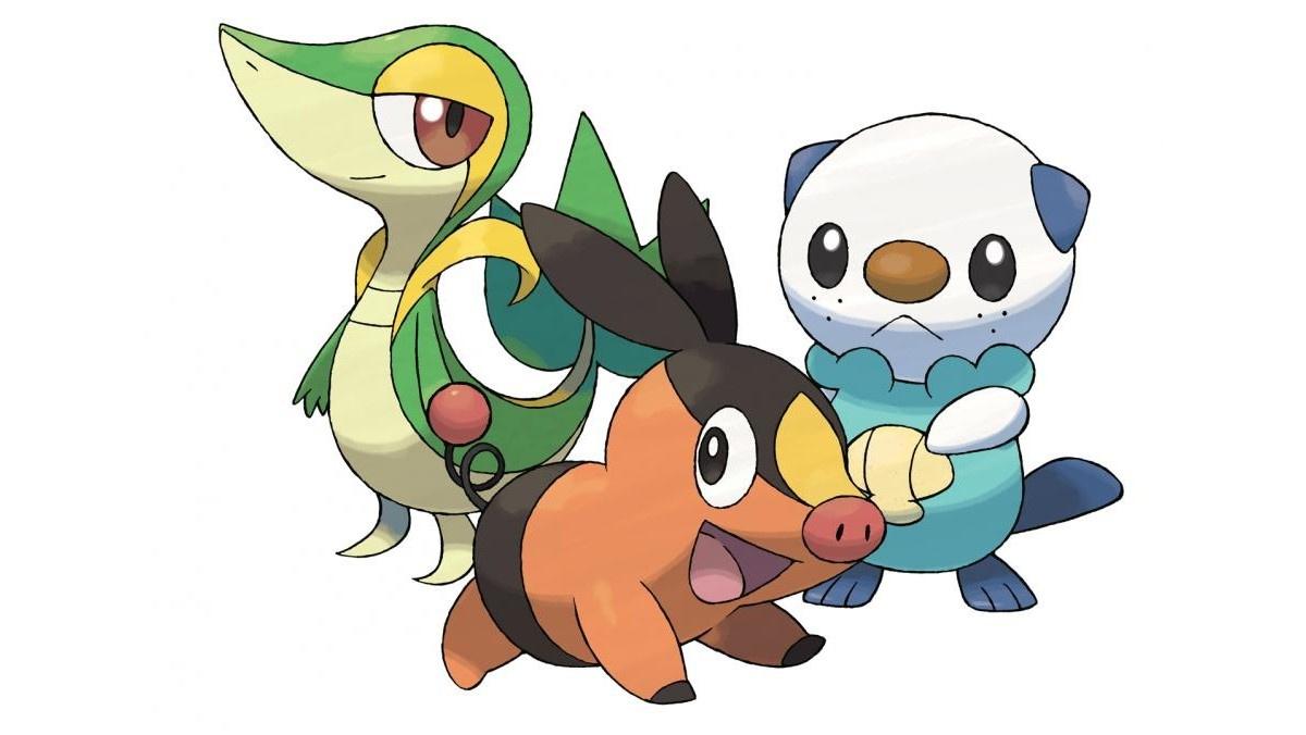 Catch Generation V Pokémon In Pokémon GO Starting 16th September
