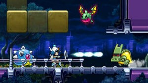 Mighty Switch Force: Hyper Drive Edition is still missing from the Aussie eShop