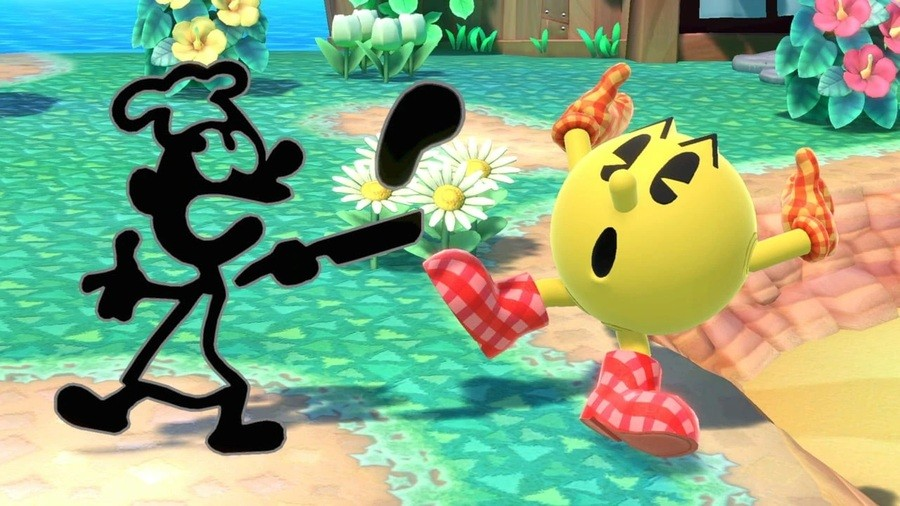 Game And Watch Pac Man