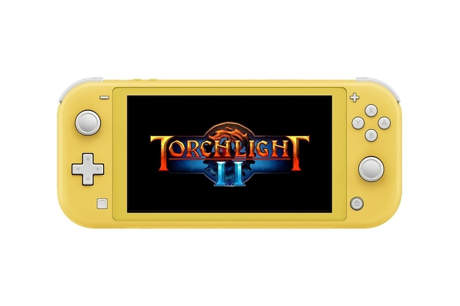 Switch Lite Torchlight II
