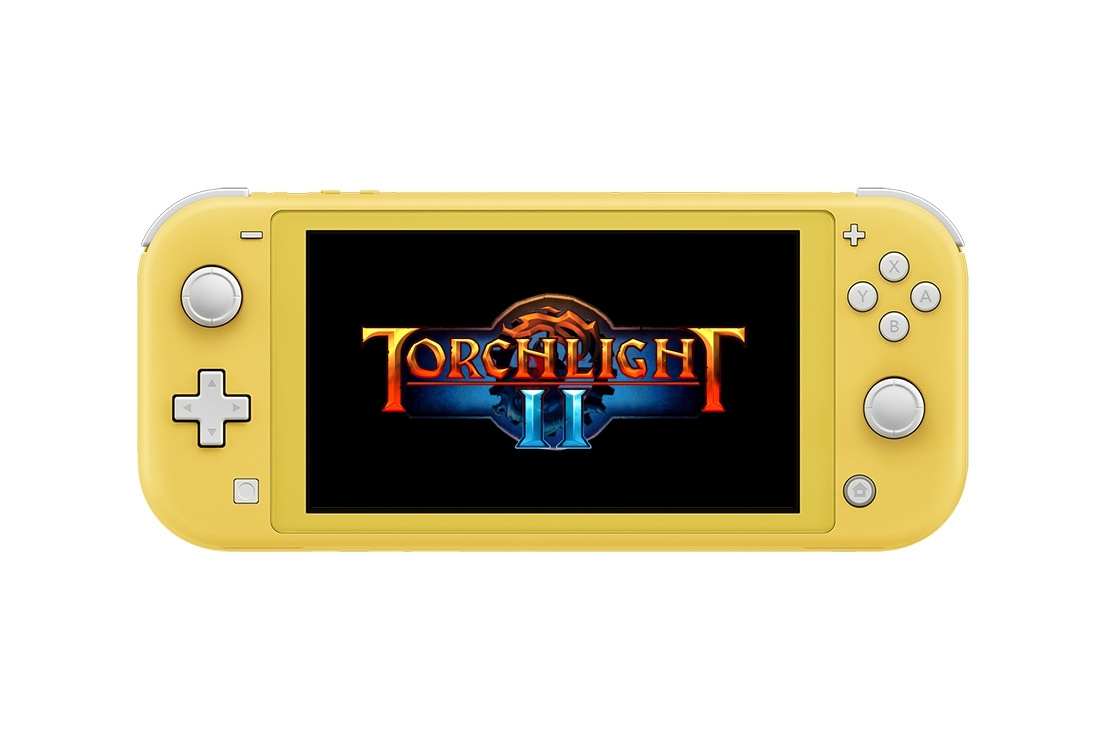 Torchlight II Might Receive A Special Switch Lite Patch In The Future