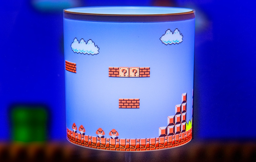 Nintendo WorldNES Lamp 4 Cropped