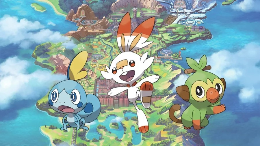 Pokémon Was The Second Most Pre-Ordered Title At GameStop During E3