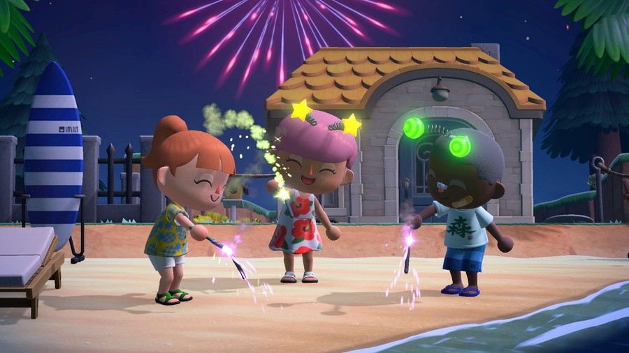 Animal Crossing Summer Update 2