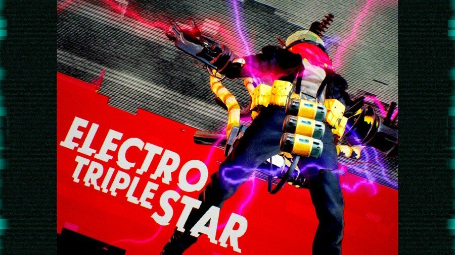 Electro Triple Star