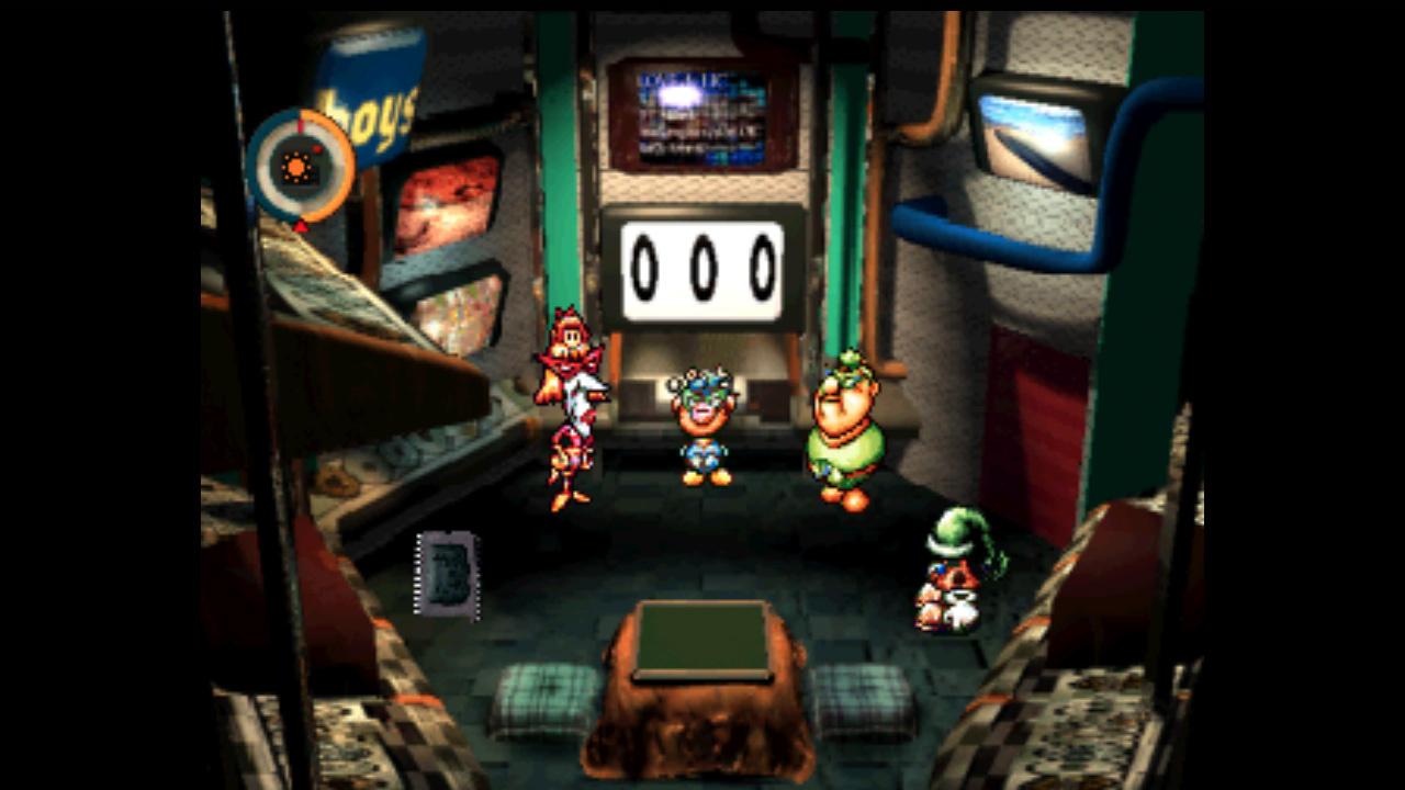 Captura de pantalla de Moon Switch