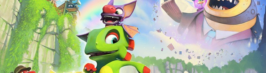 Yooka-Laylee (Switch eShop)