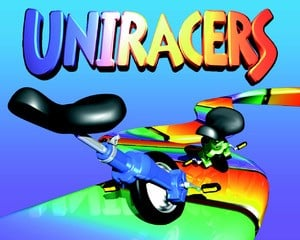 The game was released in the US as Uniracers