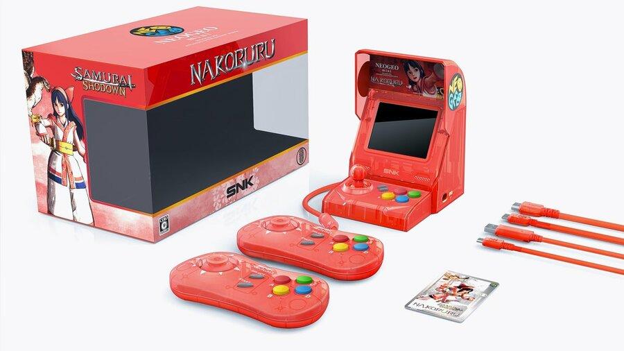 SNK Mini Red