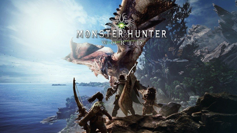 Monster Hunter: World (PS4/Xbox One/PC, 2018)