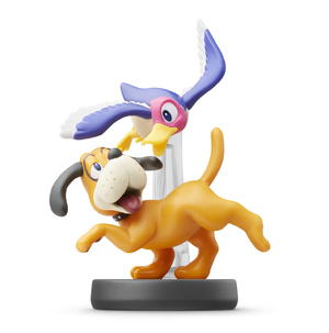 Duck Hunt amiibo