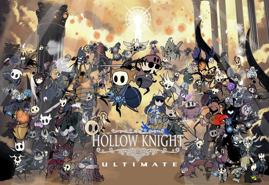 Hollow Knight Smash