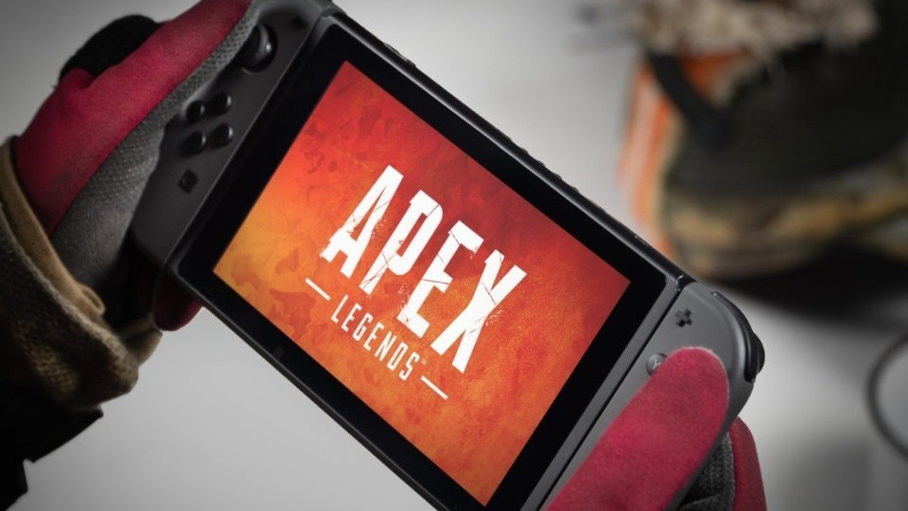 Apex Legends nintendo switch port causes delay in mobile version