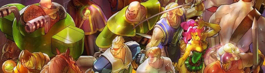 Capcom Belt'M-up Bundle (Switch eShop)