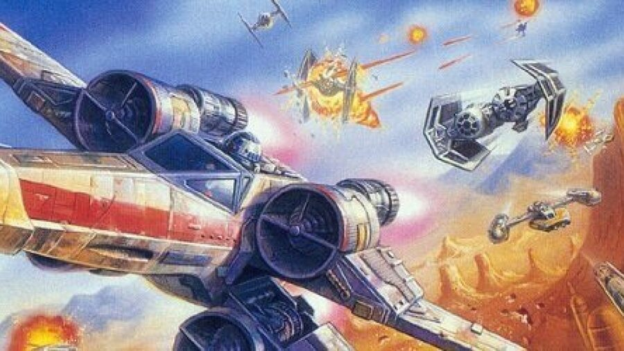 Factor 5's Star Wars: Rogue Squadron on Nintendo 64