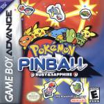 Pokémon Pinball: Ruby & Sapphire (GBA)