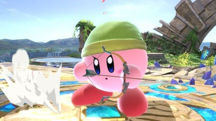 3. Link Kirby