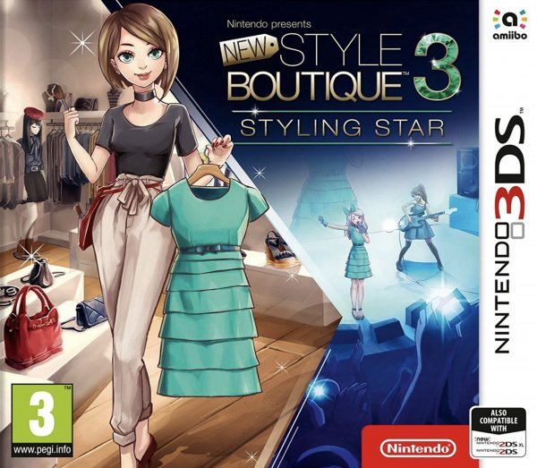Nintendo Presents New Style Boutique 3 Styling Star Review 3ds Nintendo Life