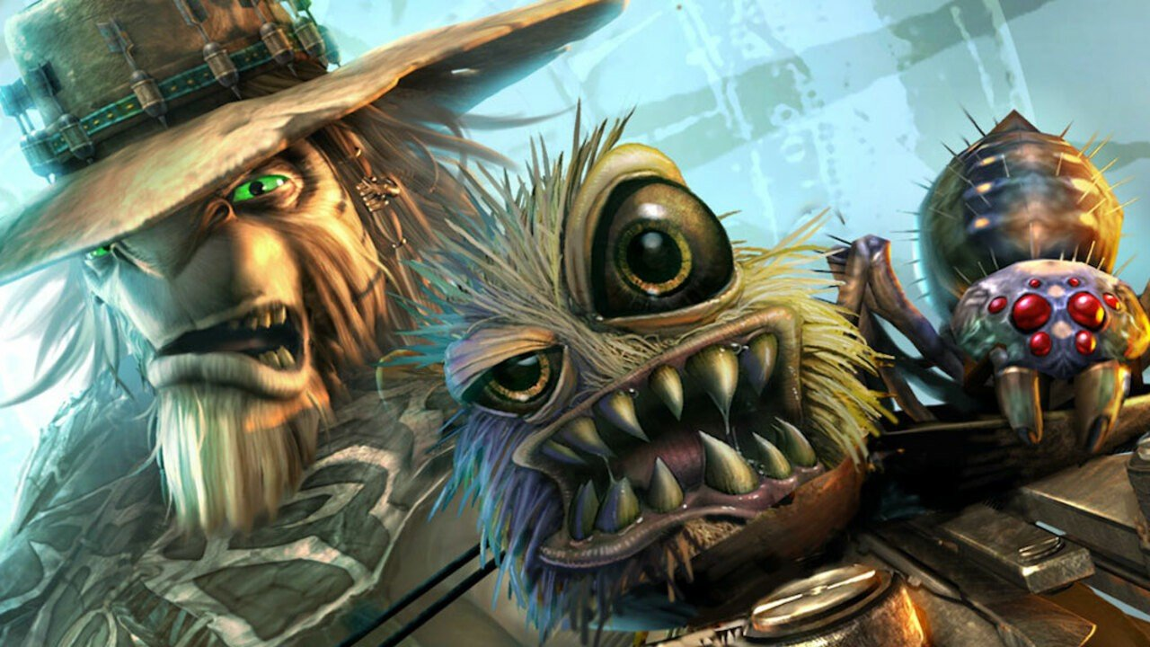 Review: Oddworld: Stranger's Wrath - Despite Its Rough Edges, This Is Still Worth A Look