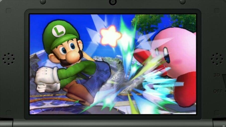 Super Smash Brothers Luigi 07 1280 X720