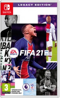 PS NSwitch Fifa21NintendoSwitchLegacyEdition EnGB