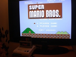 If this title screen doesn't bring back happy memories to you, then you're dead inside
