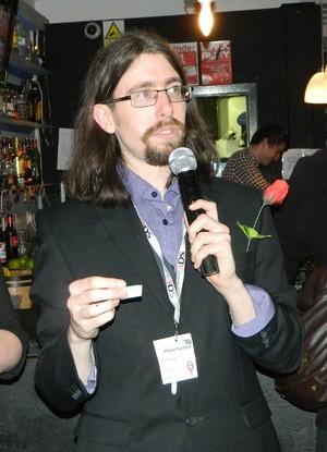 The man behind StreetPass Manchester - James Bowden