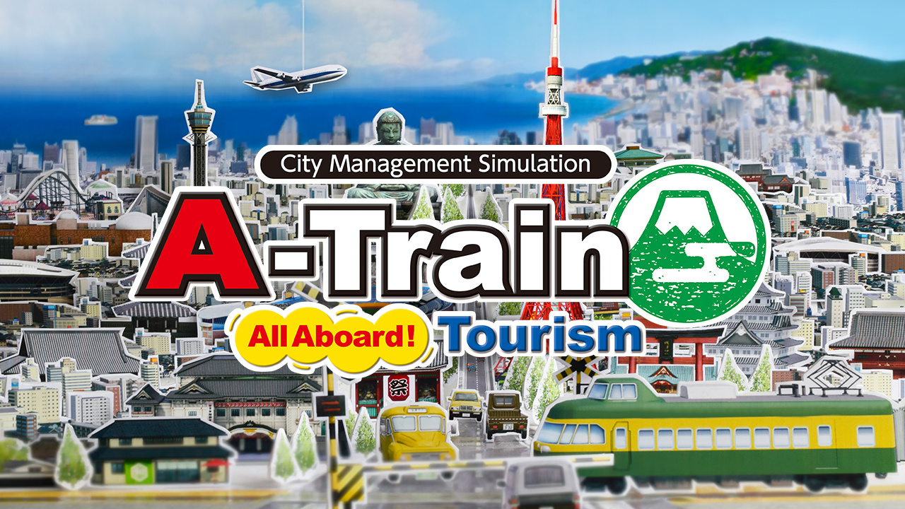 A-Train: All Aboard! Tourism Is Scheduled To Arrive This Week On Switch