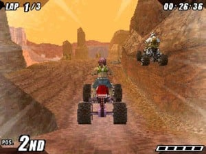 ATV Wild Ride DS