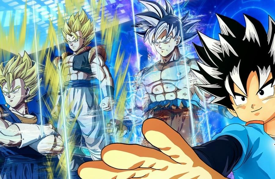 Dragon Ball Card Game IMG1