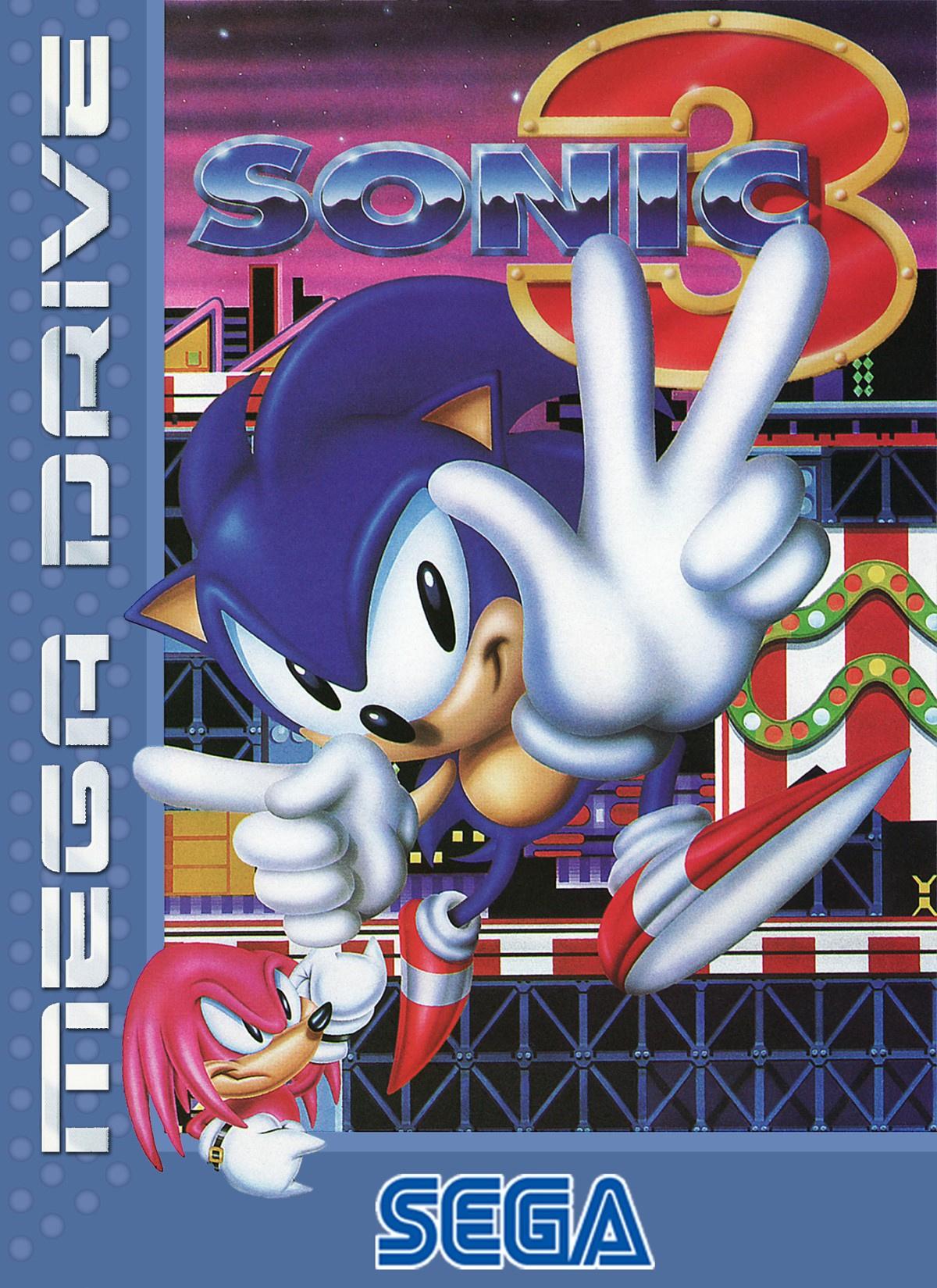 Poll Box Art Brawl 46 Sonic The Hedgehog 3 Nintendo Life