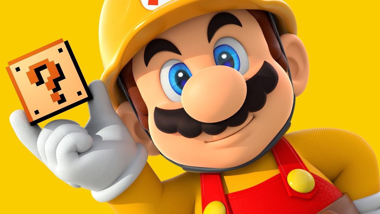 Anniversary: Super Mario Maker Turns 5 Years Old Today