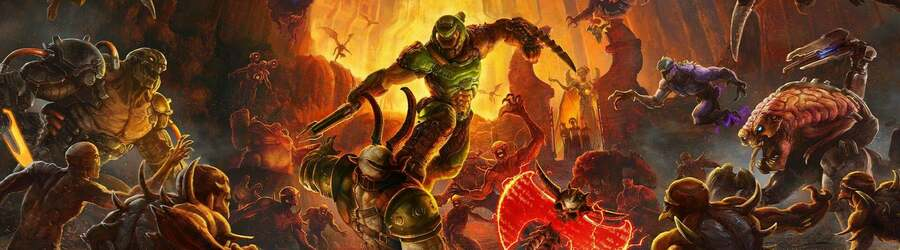 DOOM Eternal (Switch eShop)