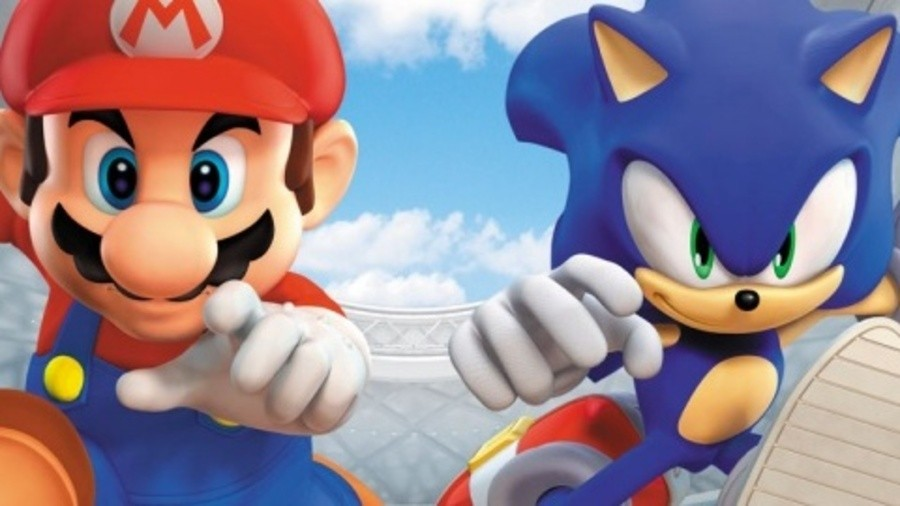 Mario & Sonic Cropped