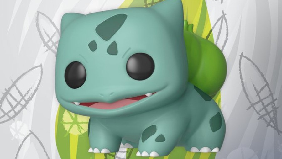 9edbea42 Yesterday saw the reveal of Funko's latest Pop Vinyl figure, the Pokémon  series' very own number one, Bulbasaur. If you instantly fell in love with  its ...