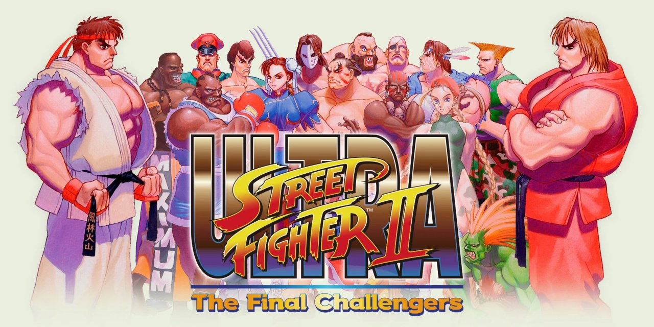 Phew, Ultra Street Fighter II Has Returned To The US Switch eShop