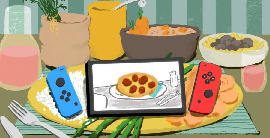 Food and the Nintendo Switch