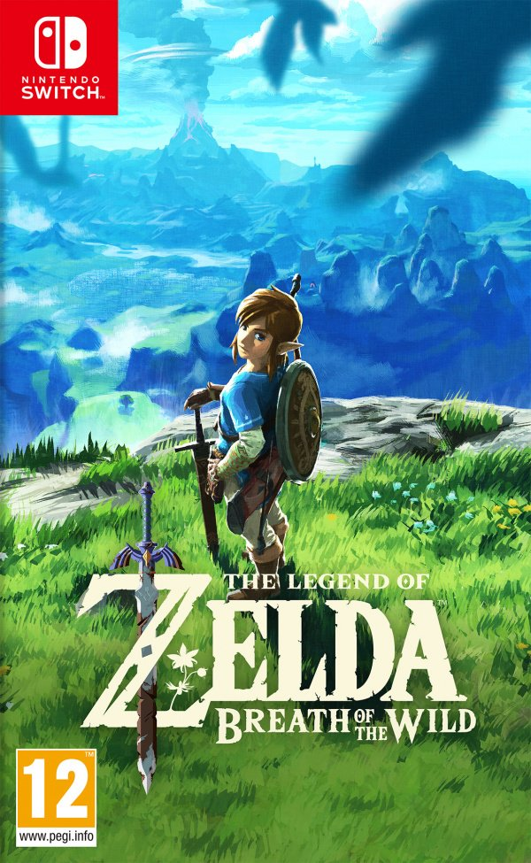 The Legend of Zelda: Breath of the Wild Review (Switch