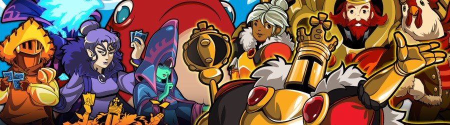 Shovel Knight: King Of Cards (Switch eShop)