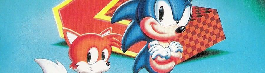 3D Sonic The Hedgehog 2 (3DS eShop)