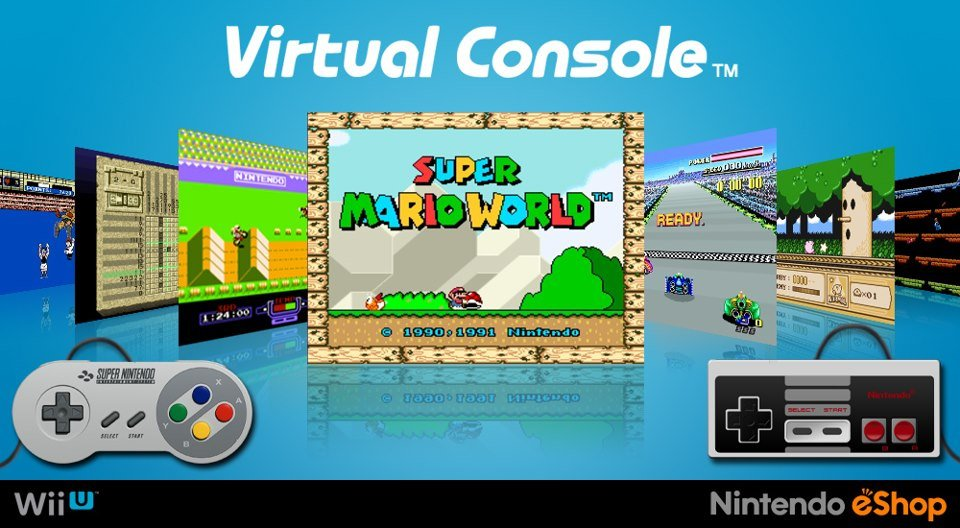 Talking Point: The Allure of the Virtual Console and How