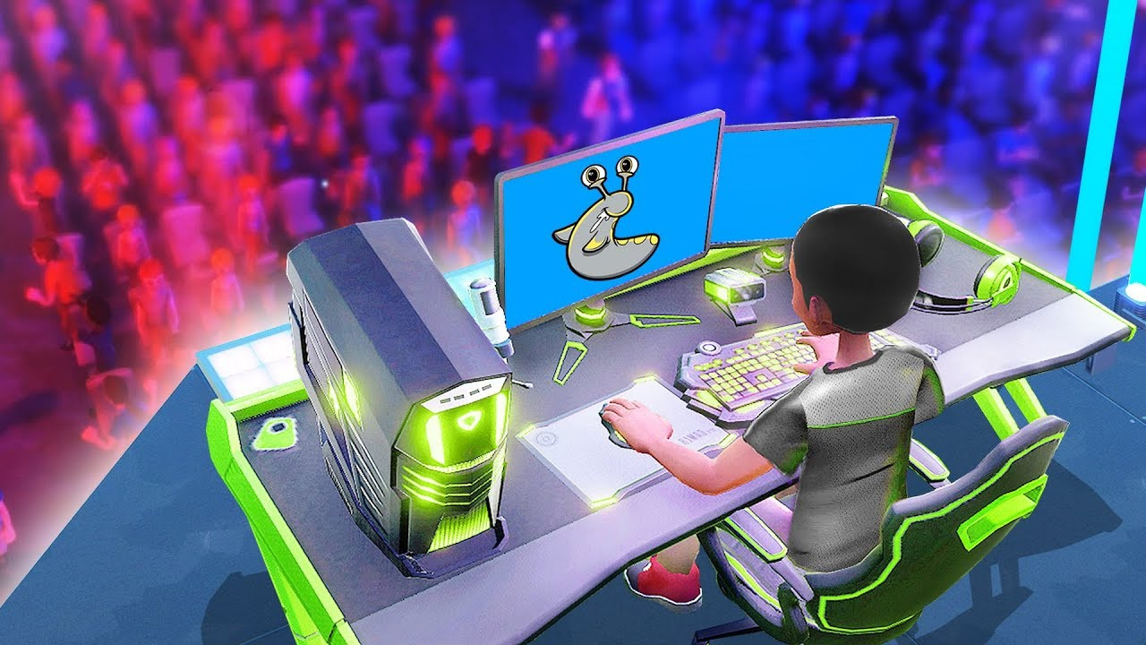 Esports Life Tycoon Puts You In Control Of A Professional Esports Team